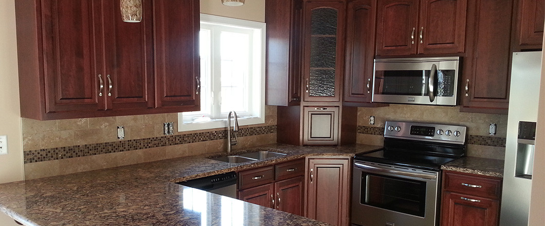 Kitchen remodeling in Waynesboro, PA